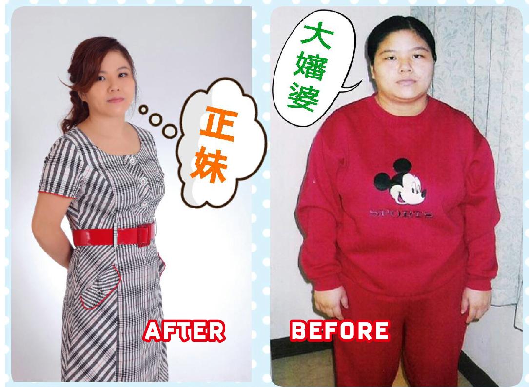 【勁爆熱門話題】快速燃燒脂肪,陳年肥胖-狂瘦43公斤,超燃素完美蛻變S女神!